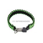 Ogrlica klik zelena