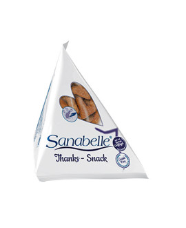 Sanabelle Thanks snack