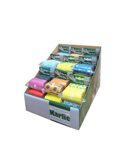 Vrećice za izmet šarene 2×20 Kopie