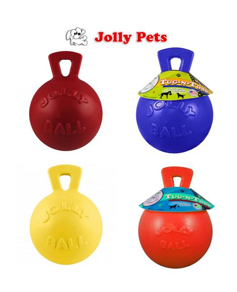 JOLLY BALL Tug-N-Toss naslovna