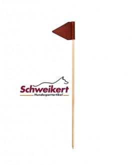 SCH708971 zastavica za trag crvena Kopie
